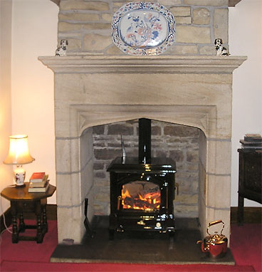 OVENDEN FIREPLACE